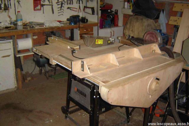 13 05 2011 et maintenant elle a tout d 39 une grande - Fabriquer une table pour scie circulaire ...