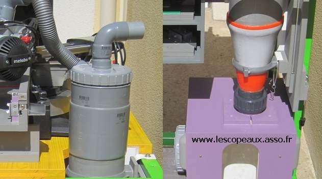 Short description of image - Cyclone pour aspirateur ...