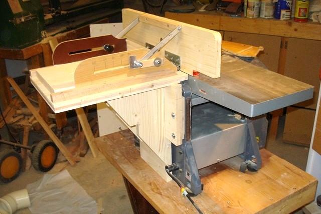 28 10 2011 sant vous fait profiter des am liorations - Fabriquer une table pour scie circulaire ...