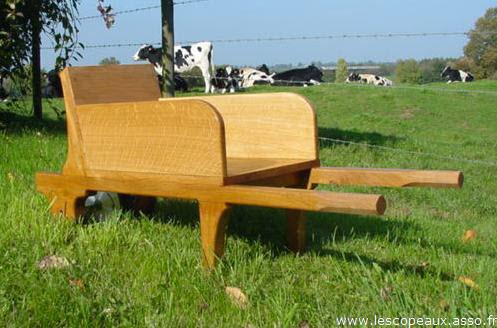 plan de brouette en bois pour enfant. Black Bedroom Furniture Sets. Home Design Ideas